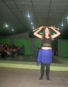 bailaron diferentes temas de musiva arabe