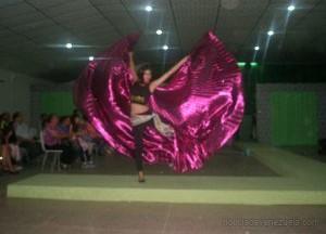 la academia de danzas se hicieron presentes