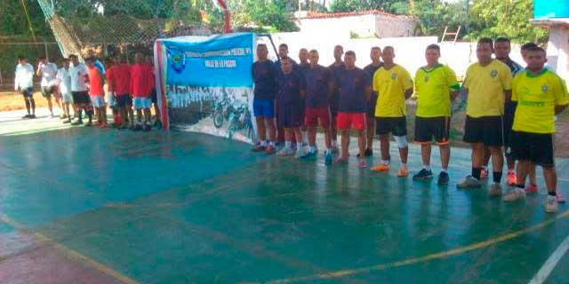primer cuadrangular Futbol sala Valle de Pascua Noticia Venezuela