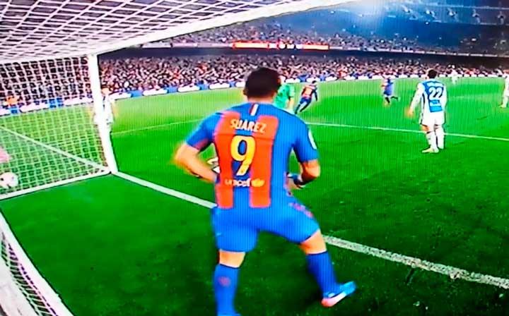 Gol de Ardan Turan FC Barcelona