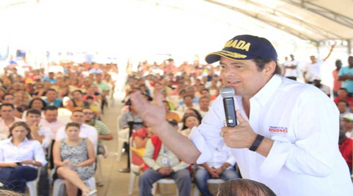 Venezuela rechaza declaraciones del vicepresidente colombiano
