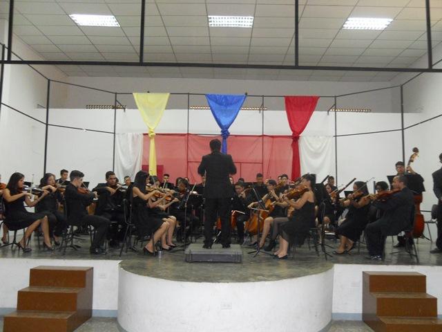 OSEG brindara concierto