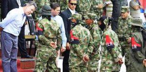 ELN se sentara a negociar un proceso de Paz con Gobierno Neogranadino