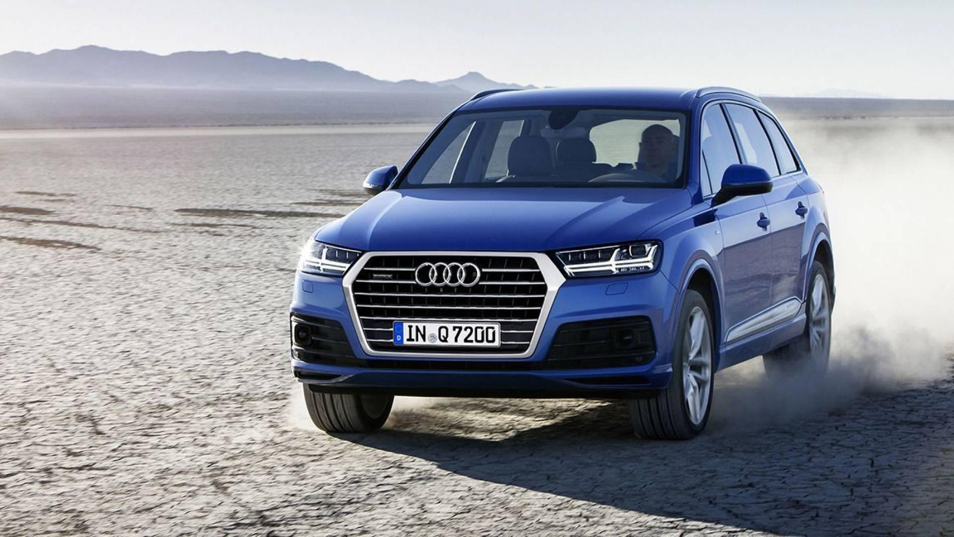 El Audi Q8 es un todocamino de amplias dimensiones