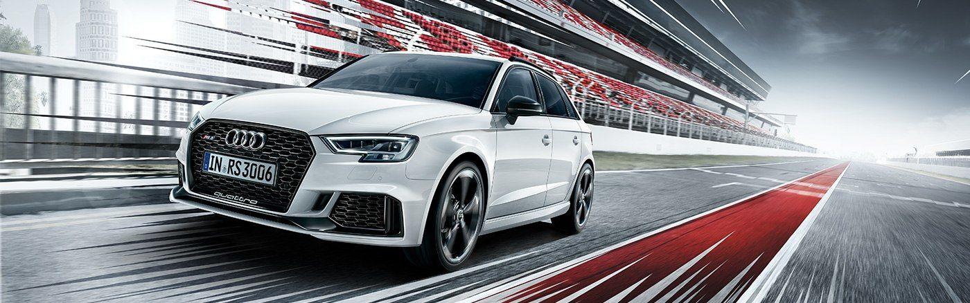 Te mostramos el nuevo Audi RS3
