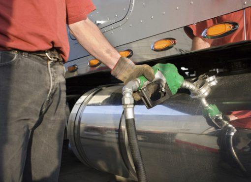 Venta de vehículos con combustible diésel van en caída