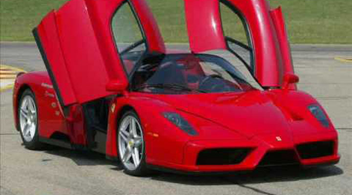Casa automotríz Ferrari, bate su propio récord de ventas