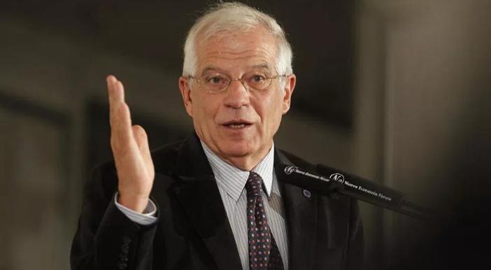 Josep Borrell ministro de Exteriores del Gobierno de Pedro Sánchez